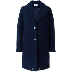 Carven Oversized Coat size36 (xs or s)